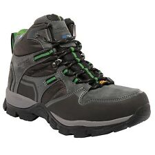 Regatta Great Outdoors Mens Frontier Waterproof Lace Up Walking Boots