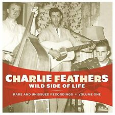 Wild Side Of Life [VINYL] Charlie Feathers Vinyl
