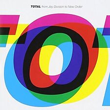 Total: From Joy Division To New Order Joy Division Audio CD