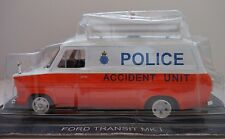 "Ford Transit MK I ""Police Cars Of The World"" Scale 1 43 Diecast"