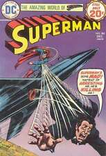 Superman (1939 series) #282 in Very Good condition. FREE bag/board