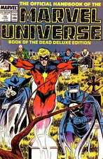 Official Handbook of the Marvel Universe (1985 series) #16 in NM condition