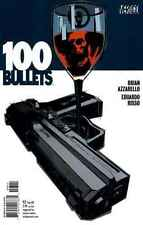 100 Bullets (1999 series) #93 in Near Mint + condition. FREE bag/board