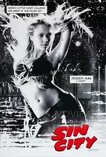 SIN CITY JESSICA ALBA MOVIE POSTER FILM A4 A3 ART PRINT CINEMA