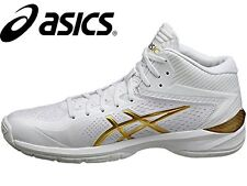 asics basketball shoes GELBURST 20th-slim TBF23G White / gold