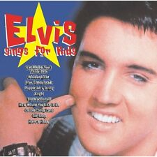 Elvis Sings for Kids Elvis Presley Audio CD