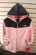 THE NORTH FACE WOMENS OSO HOODIE FLEECE JACKET- #ARHB-  M -COY PINK -NEW