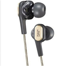 JVC HA-FXT90 TWO MICRO HD High Definition Sound TWIN SYSTEM Earphones