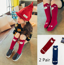 Fashion Breathable New Comfortable Sock 2 Pair Gift Cotton Children's Baby Socks