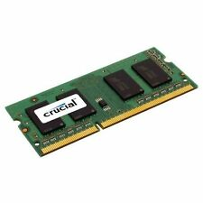 Crucial Sodimm Laptop Memory Upgrade (1GB,200-pin,DDR2 PC2-6400,Cl=6,1.8v)