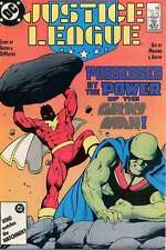 Justice League (1987 series) #6 in Near Mint - condition. FREE bag/board