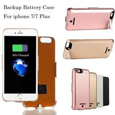 10000mAh External Battery Case Charger Charging Cover Backup For iPhone 7 Plus