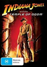DVD INDIANA JONES & THE TEMPLE OF DOOM SPECIAL EDITION NEW SEALED 1 ONLY