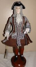 Teresa Thompson Artist Doll Historical Costume 1720 Gentleman