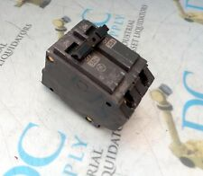 GE GENERAL ELECTRIC E-11592 HACR RT-690 THQB 30 A 2 POLE CIRCUIT BREAKER
