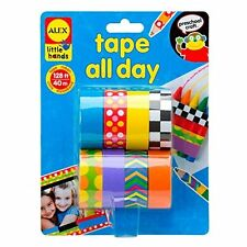 Alex Toys Early Learning Tape All Day Little Hands
