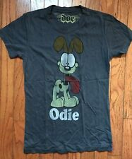 New Authentic Mighty Fine Garfield Odie Juniors T-Shirt