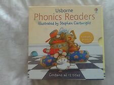 Usbourne Phonics Readers Book Boxset / Collection
