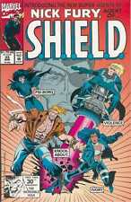 Nick Fury: Agent of SHIELD (1989 series) #33 in Near Mint condition