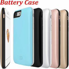 For iPhone 7 7 Plus External Power Bank Pack Backup Battery Charger Case Cover