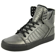 New Men's Supra Skytop Hf Gunmetal Footwear Hi-top Sneakers Boots