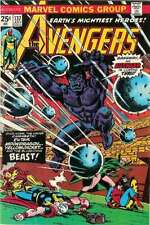 Avengers (1963 series) #137 in Very Fine - condition. FREE bag/board