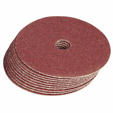 180mm Fibre discs for angle grinders. aluminium oxide abrasive. Price per 50