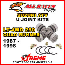19-1001 Suzuki LT-4WD 250 Quad Runner 1987-1998 All Balls U-Joint Kits