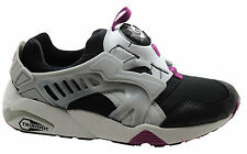 Puma Trinomic Disc Blaze Basic Sports Womens Trainers Slip On Shoes 357526 03 P2