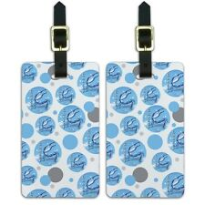 Luggage Suitcase Carry-On ID Tags Set of 2 Zodiac Astrology Astrological Sign