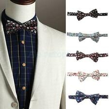 Fashion Men Bowtie Novelty Tuxedo Necktie Bow Tie Adjustable