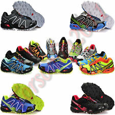 New Mens Salomon Speedcross 3 Athletic Running Sports Man Outdoor Shoes Trainers