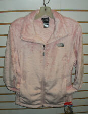 THE NORTH FACE WOMENS OSITO 2 FLEECE JACKET- S,M,L,XL -PURDY PINK - NEW