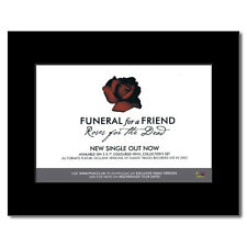 FUNERAL FOR A FRIEND - Roses For The Dead Matted Min...