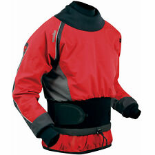Nookie Turbo Paddle Jacket Cag Shell-Whitewater,Kayak,Canoe - Latex Neck & Wrist