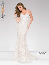 Jovani 37334 Evening Dress ~LOWEST PRICE GUARANTEED~ NEW Authentic Formal Gown
