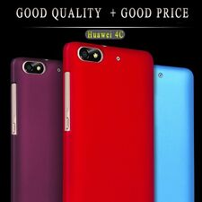 For Huawei Honor 4C Case Matte Thin Slim Anti-skid Rubber Frosted Hard Plastic C