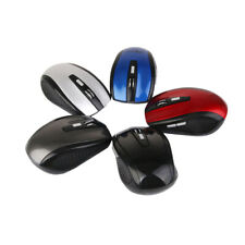 2.4GHz 1600dpi Wireless Optical Mouse Mice + USB Receiver for Computer PC Laptop
