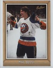 2006 Upper Deck Bee Hive #182 5x7 Photocards Mike Bossy New York Islanders Card