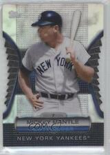 2012 Topps Golden Giveaway Contest Moments Die-Cut #GMDC-7 Mickey Mantle Card