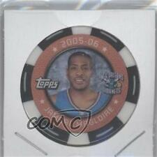 2005-06 Topps NBA Collector Chips White JAMA Jamaal Magloire New Orleans Hornets