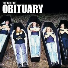 The Best of Obituary by Obituary (CD, Jan-2008, Rhino (Label))
