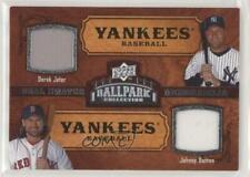 2008 Upper Deck Ballpark Collection #200 Derek Jeter Johnny Damon Boston Red Sox