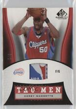 2006-07 SP Game Used Edition Tag Men Jersey TM-CM Corey Maggette Basketball Card