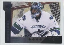2009 Upper Deck Black Diamond #BD15 Roberto Luongo Vancouver Canucks Hockey Card
