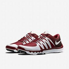 Nike Free Trainer 5.0 V6 AMP Mens Running Shoes Size Oklahoma Crimson 723939 610