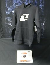 ONE INDUSTRIES YOUTH ICON PRO BLACK HOODIE S M L XL KIDS PULLOVER DIRT BIKE MOTO