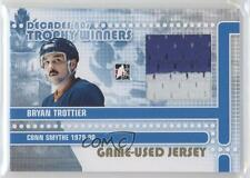 2010-11 In the Game Decades 1980s #TWJ-02 Bryan Trottier New York Islanders Card