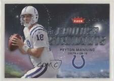2006 Fleer Fantasy Standouts #FS-PM Peyton Manning Indianapolis Colts Card