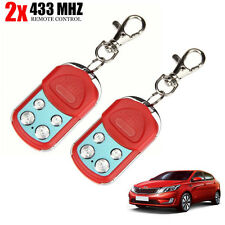 Universal Electric Garage Gate Door Cloning Remote Control Key Fob 433.92mhz UK